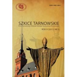 Szkice Tarnowskie nr 3/2011
