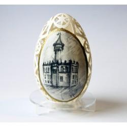 Ażurowe jajo z widokami...