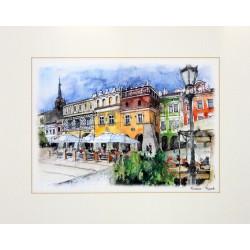 Obrazek - Kamieniczki na Rynku