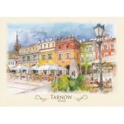 Widokówka Tarnów - 10