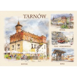 Widokówka Tarnów - 12